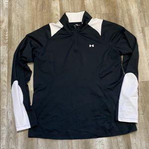 UA 1/4 Zip Pullover